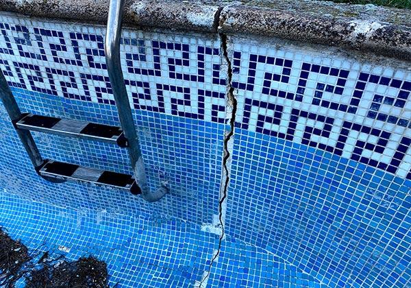 Reforma de piscina en Sacedón por Acuaroy
